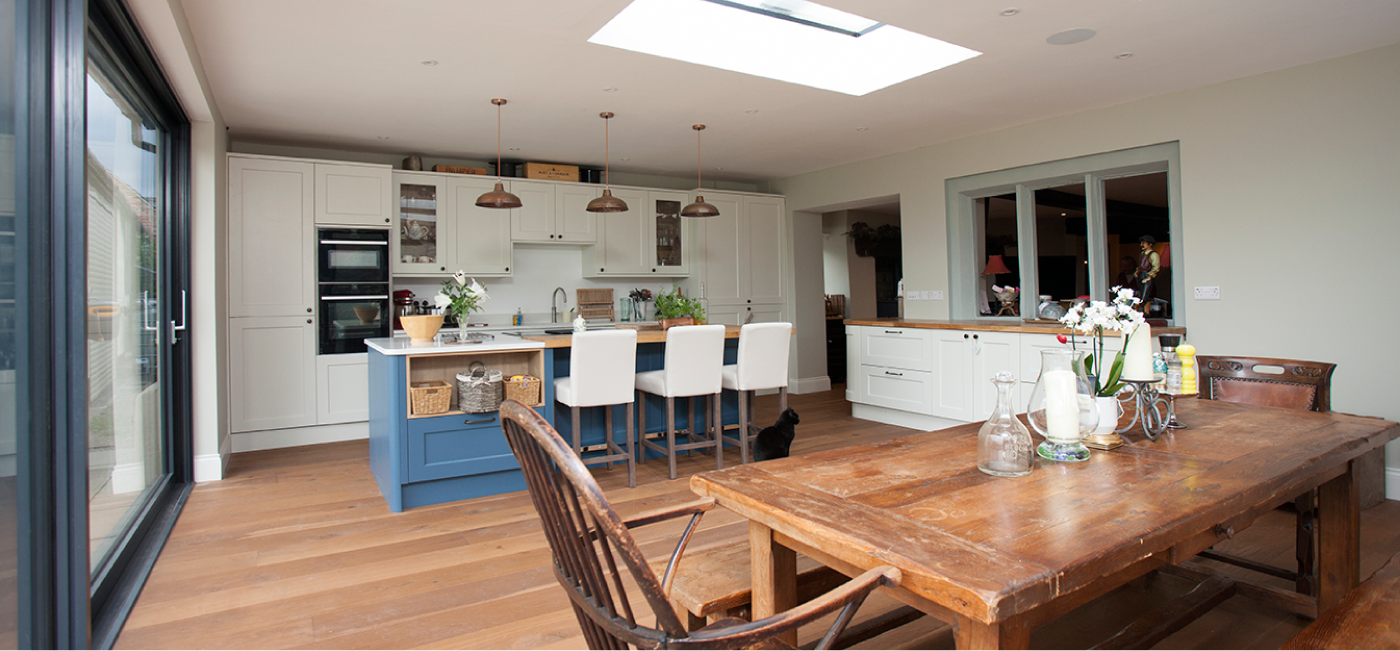 Howard Architectural Kitchen Extension October 2020 Case Study Gallery 2